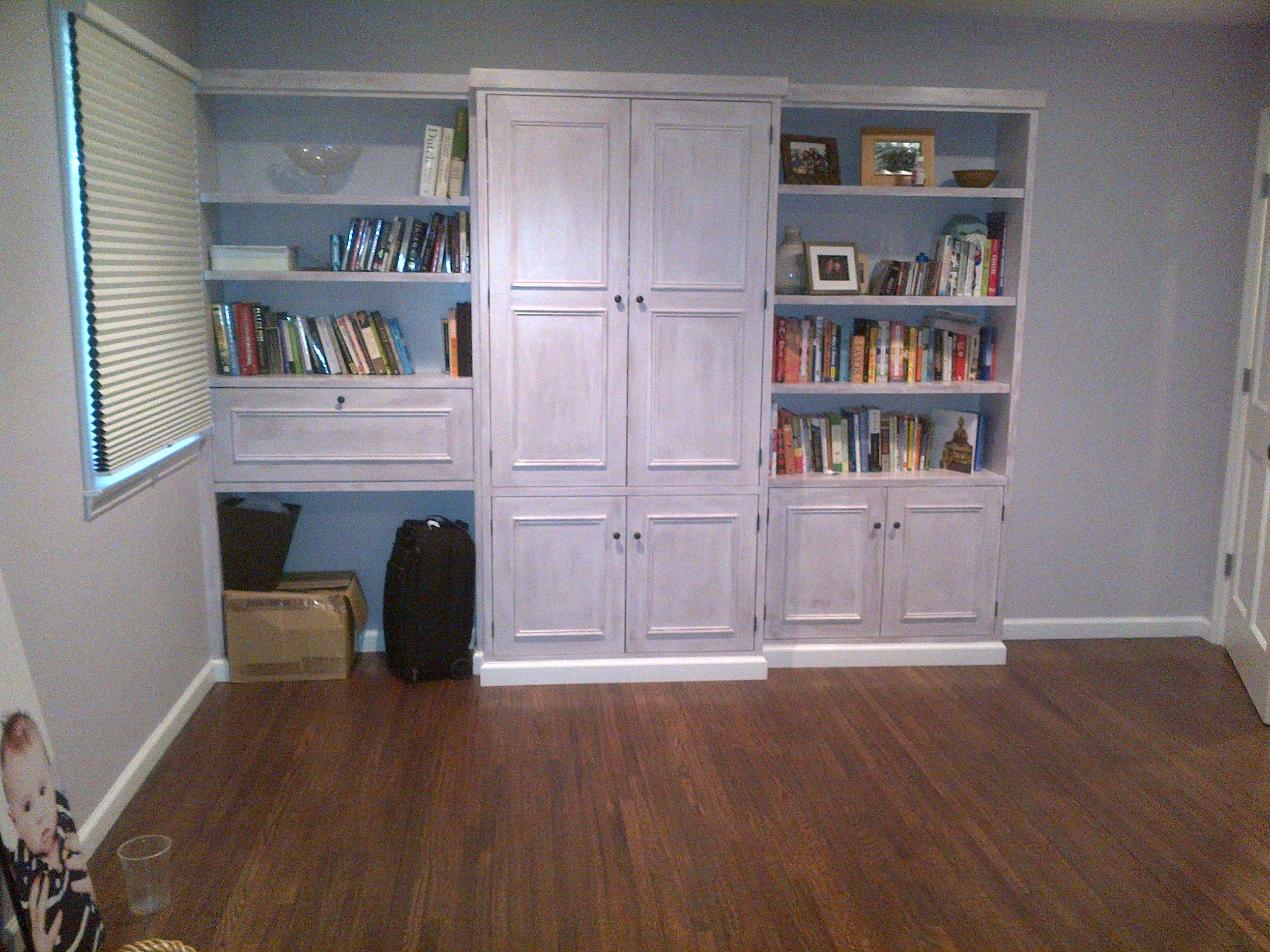 Hand Made Master Bedroom Built-In By Dan Fabian Custom