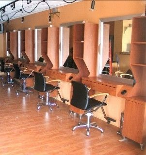 Handmade Salon Station By Designs By Ivery