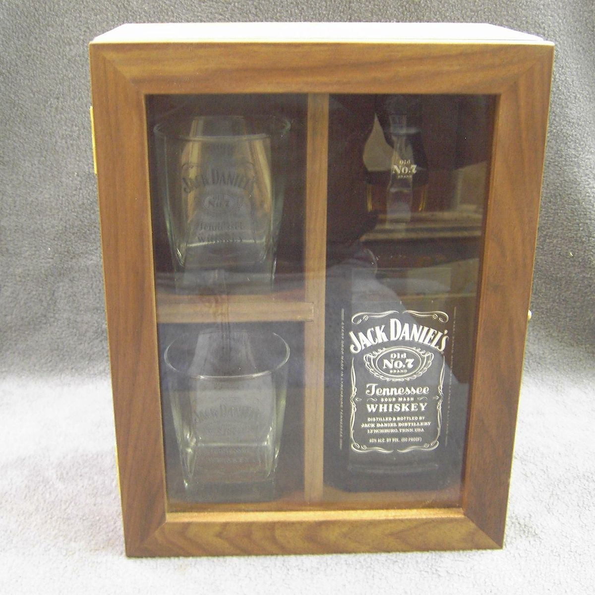 Buy A Handmade Gift Box For Liquor Made To Order From K