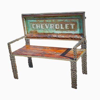 Buy A Custom Chain Metal Art Furniture Truck Tailgate