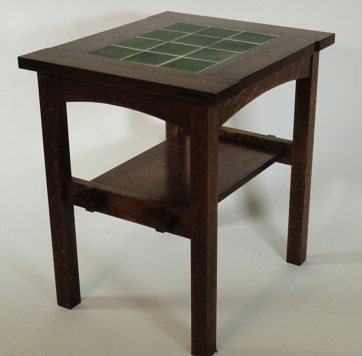 custom reproduction stickley 12 tile