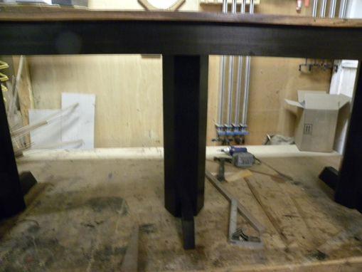 Hand Made Black Walnut TableDesk By Design47