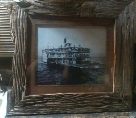 Custom Driftwood Picture Frames By Walline Enterprises
