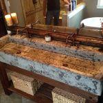 Handmade Concrete Trough Sink By Tjdezinz Custommade Com