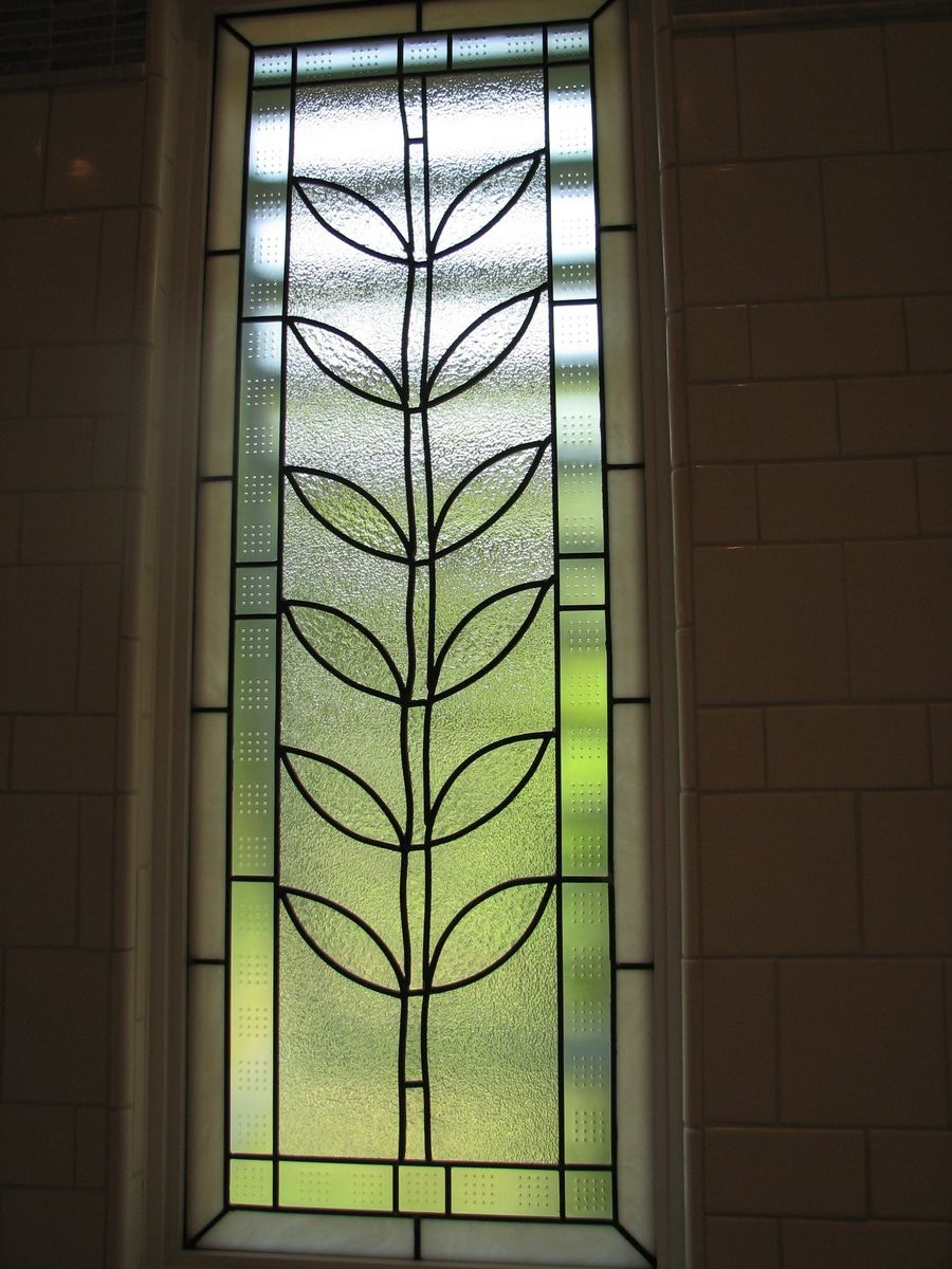 Hand Made Stained Glass Window Charlotte Nc By The Looking