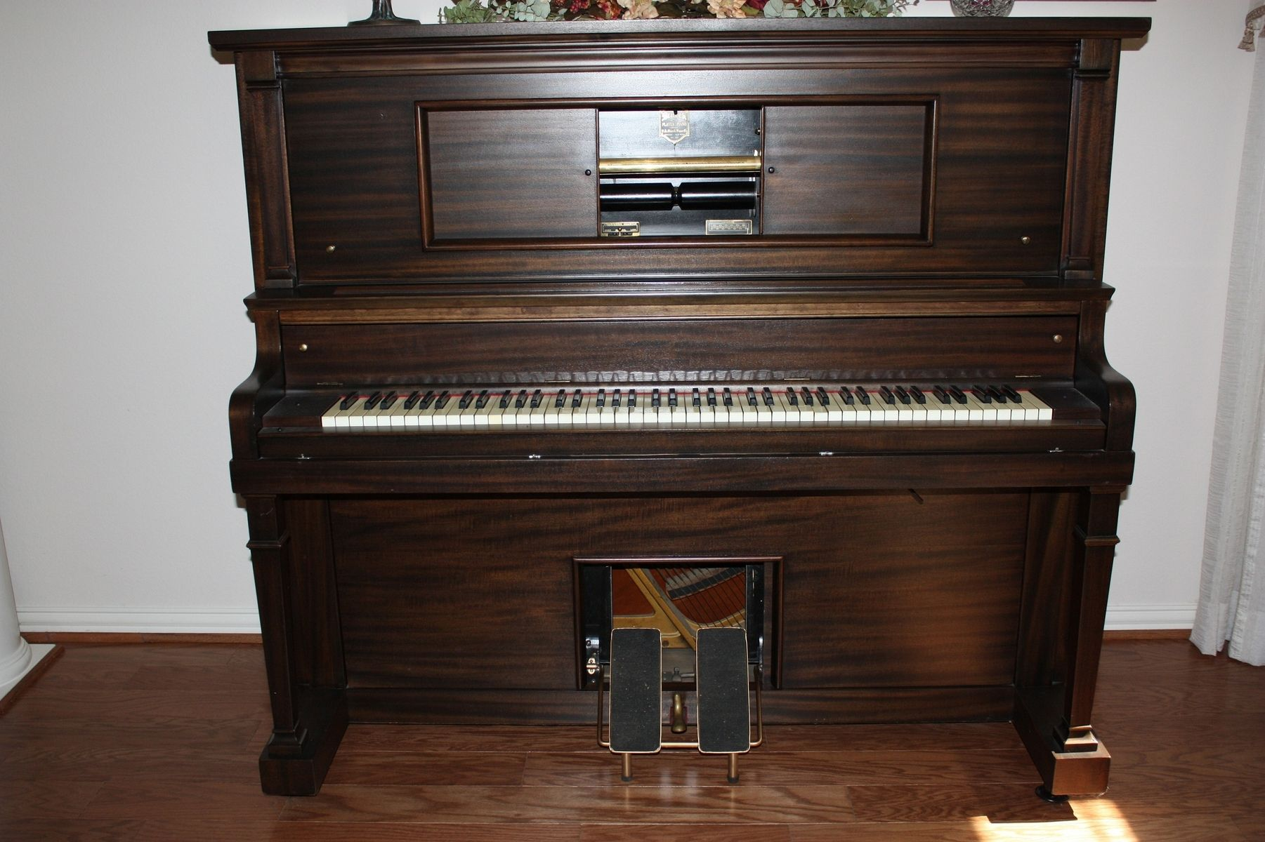 Custom 1929 Starke Player Piano By John H Ellzey Custom