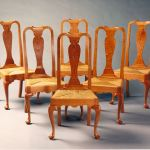 Hand Crafted Queen Anne Dining Room Chairs By Paula Garbarino Custom Furniture Custommade Com