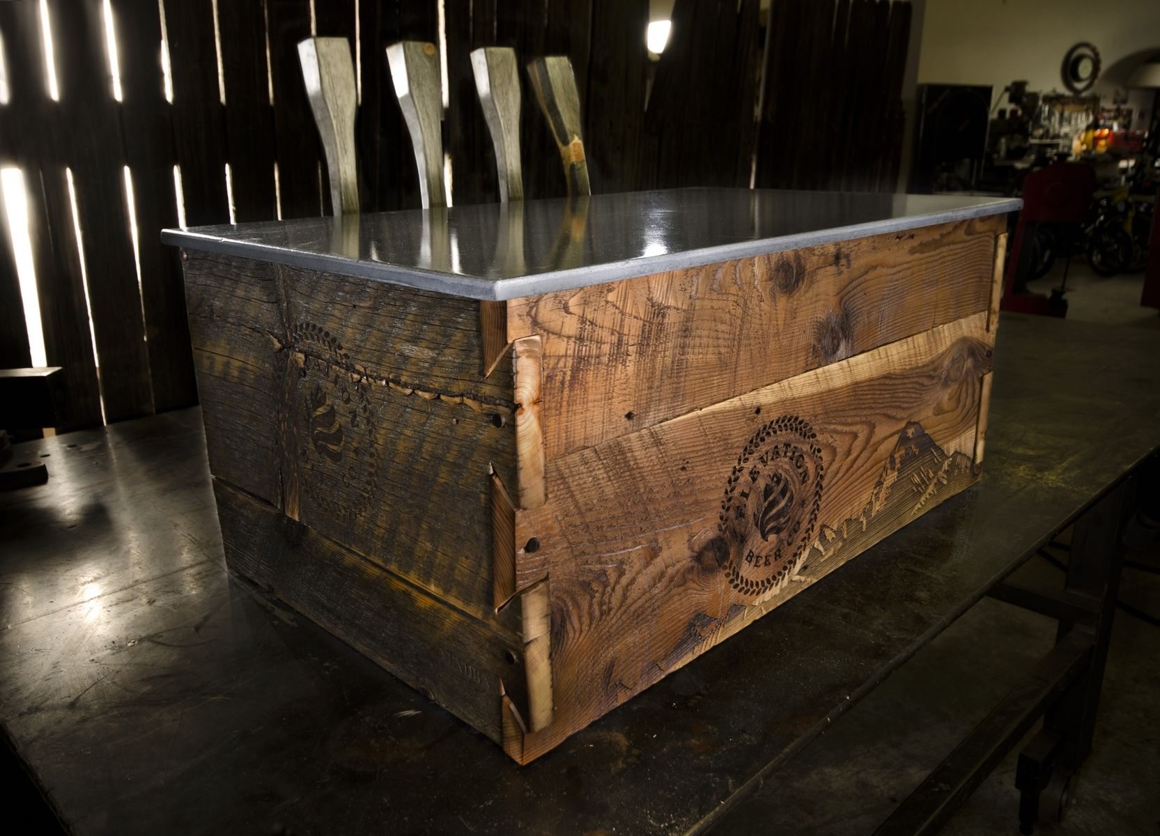 Hand Crafted Jockey Boxes By Yendrabuilt