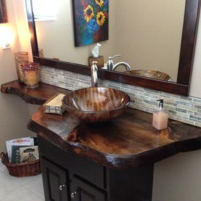 custom bathroom vanities | custommade