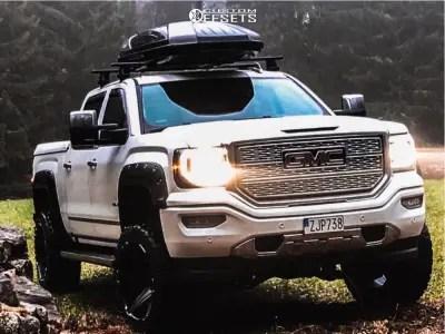 2018 gmc sierra 1500 wheel offset