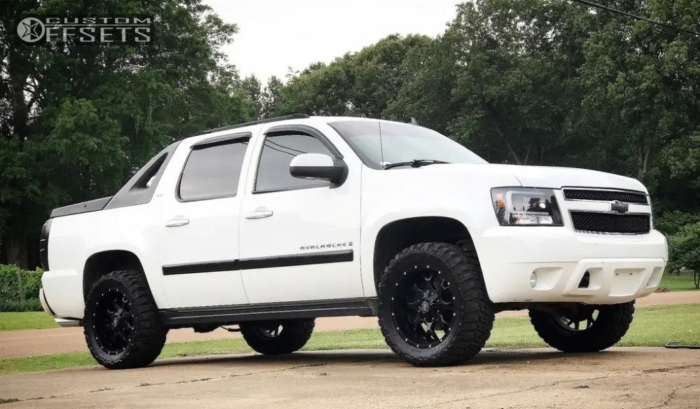 2007 Chevy Avalanche Accessories