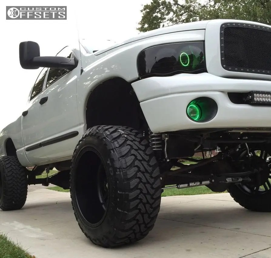 Ram Rebel Led Light Bar