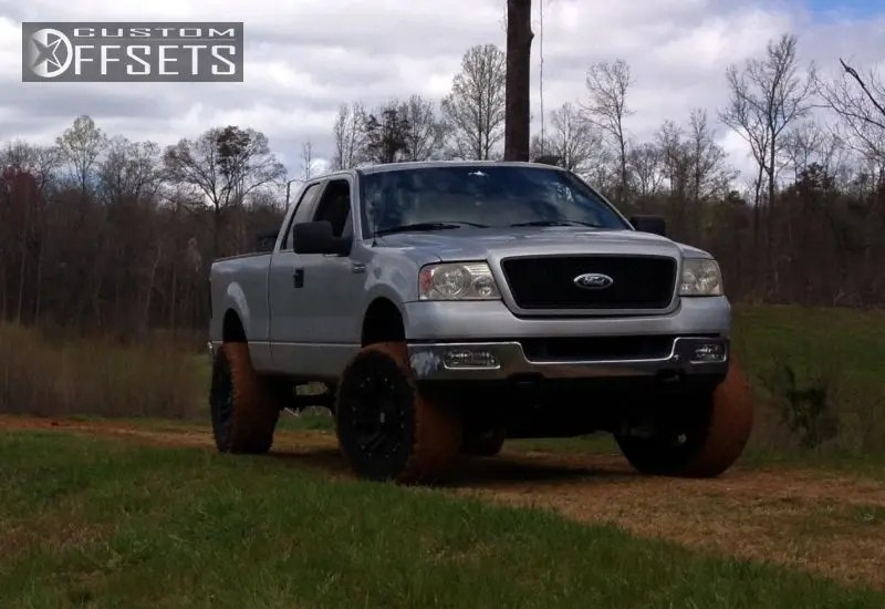 Wheels 2005 Ford F150