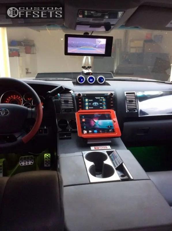 2010 Toyota Tundra Xd Rockstar Ii Lifted 9in