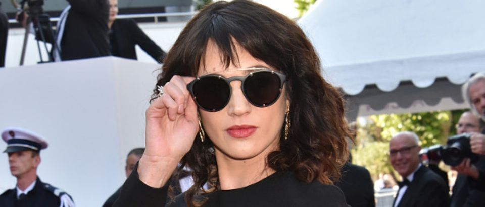Asia Argento Weeps Over Anthony Bourdains Death Video