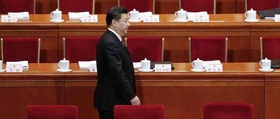 China's National People's Congress (NPC)- Opening Ceremony