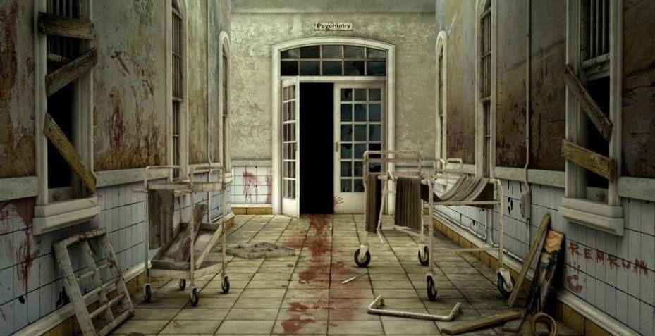 Resultado de imagem para hospital horror