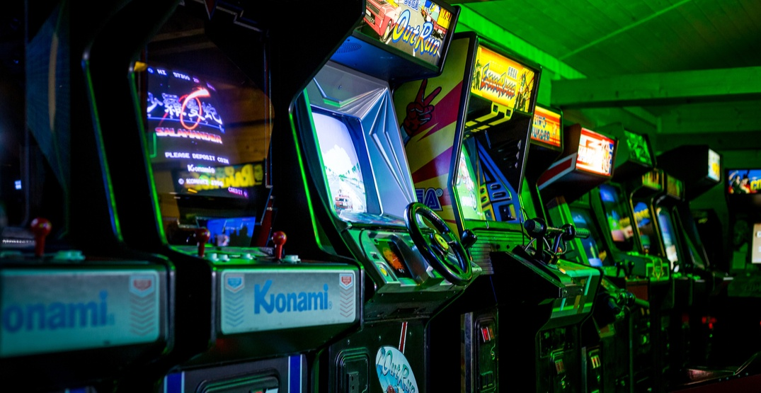 Image result for High Score Lounge Canada