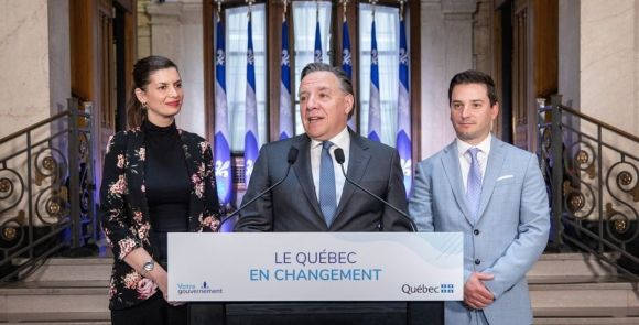 Quebec government adopts controversial religious symbol ban