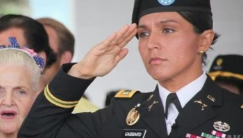 WHY DID TULSI GABBARD TRAVEL TO SYRIA AFTER MEETING TRUMP? SYRIAN ARMY CONTINUES ADVANCE IN GHOUTAA