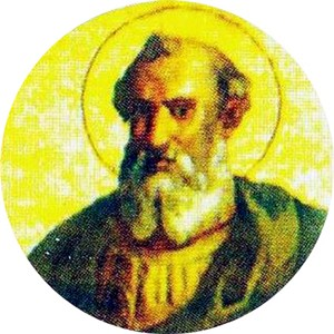 Portrait of St Victor