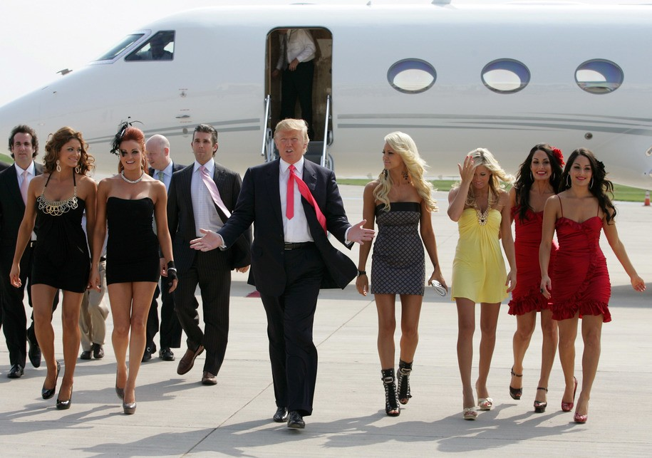 Image result for cartoons trump women