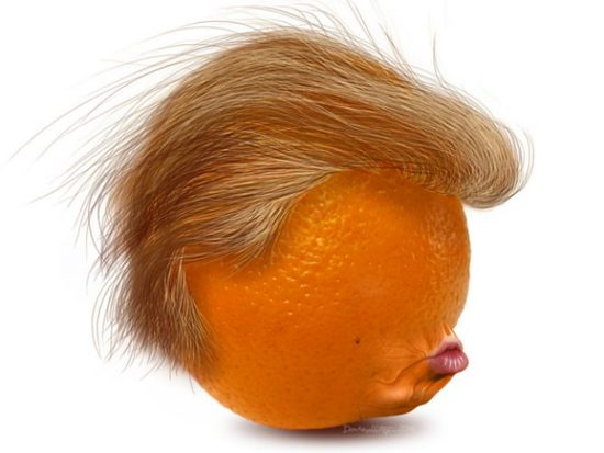 """No Tanning Bed Here, Trump's Orange Hue Is The Result Of """"Good ..."""