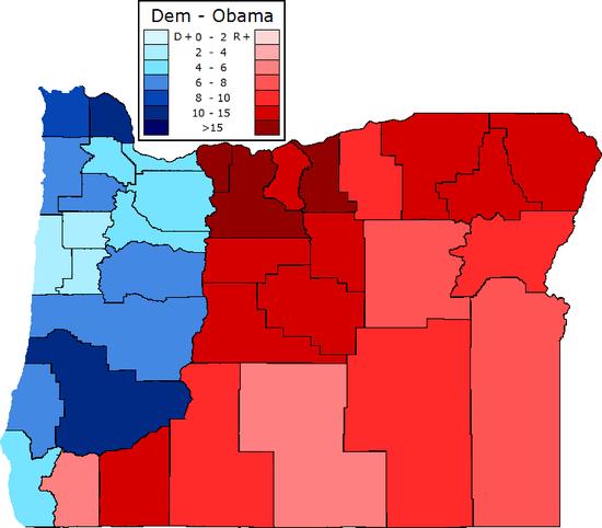 Map Political Parties 2012