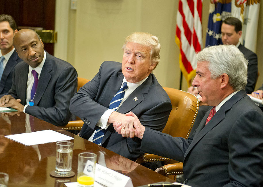Image result for photo of trumps 1/31 meeting with pharma executives