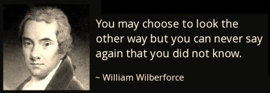 William Wilberforce, the leader of the campaign to abolish slavery in the British Empire
