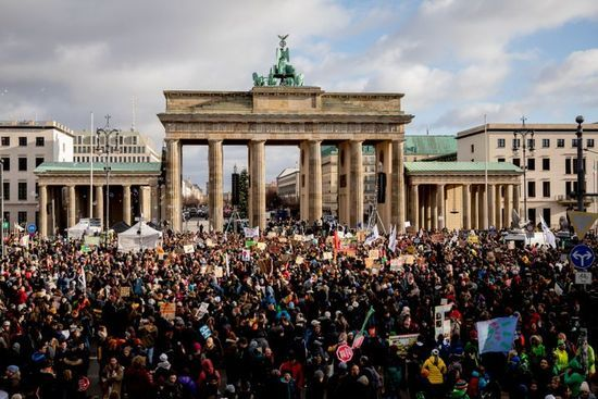 Black Friday for the Future Nov. 29 2019, Berlin