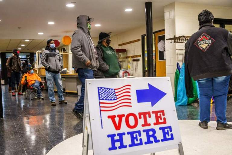 Hack responsible for partisan election review in Wisconsin admits he doesn't know how elections work