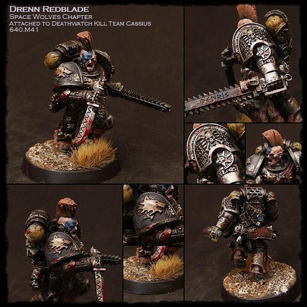 Deathwatch, Overkill, Space Marines Space Wolves