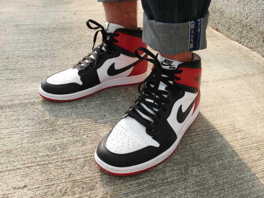 AIR JORDAN鞋子的穿搭資訊 | Dappei