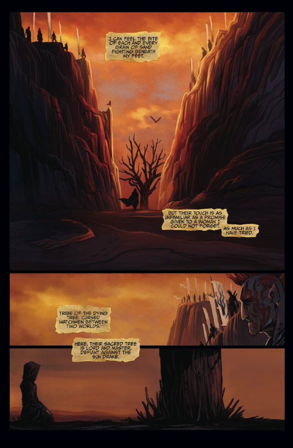 tfaw_untamed1p1 Stranger Comics' Sebastian Jones Talks About The Untamed