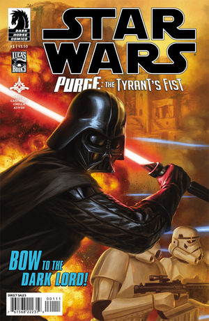 Star Wars Purge: Tyrant's Fist #1