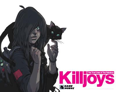 Killjoys issue one | Alternative Press