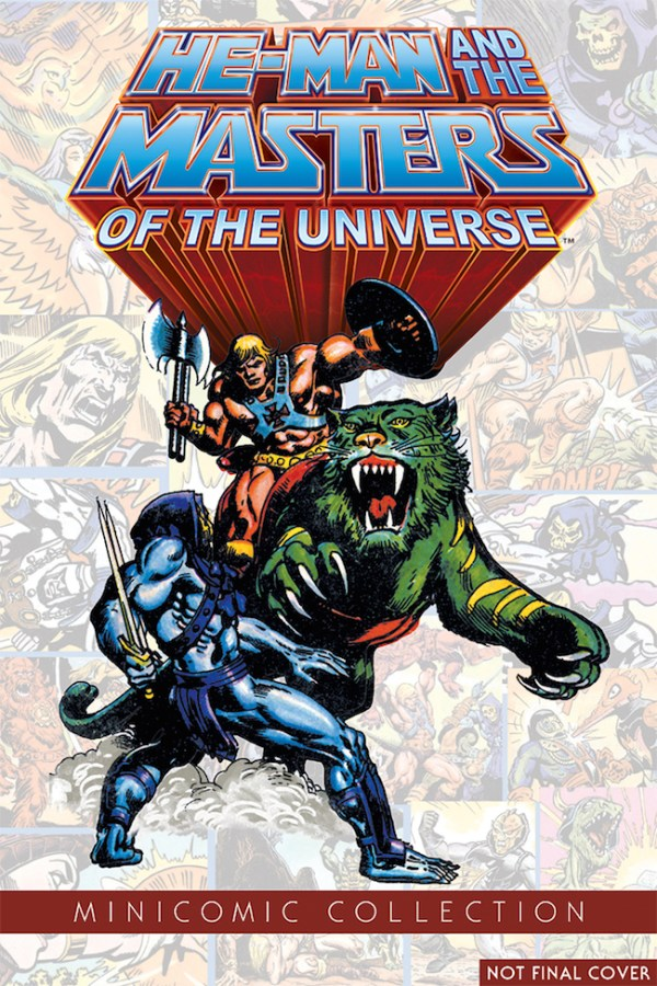Dark Horse To Publish 'He-Man And The Masters Of The ...