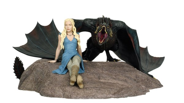 Dark Horse Reveals An All-New Game Of Thrones® Daenerys ...