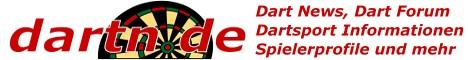 Dart News, Dartsport Informationen, Dart Forum, Spielerprofile und mehr
