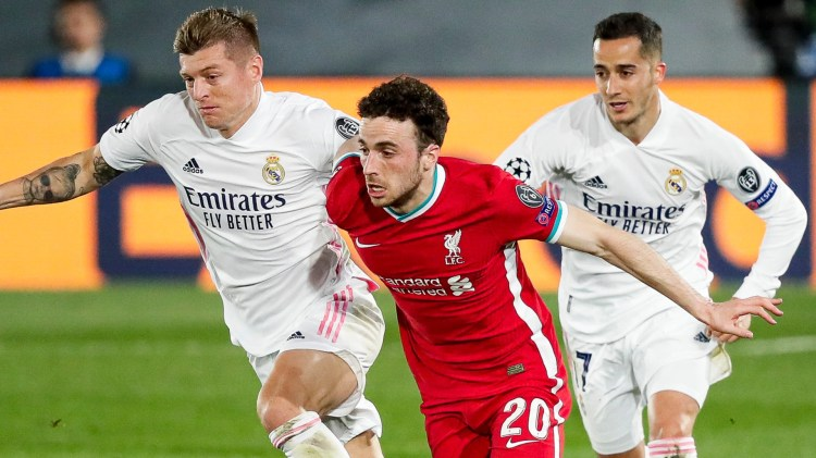 Liverpool vs. Real Madrid: Time, TV schedule, live stream ...