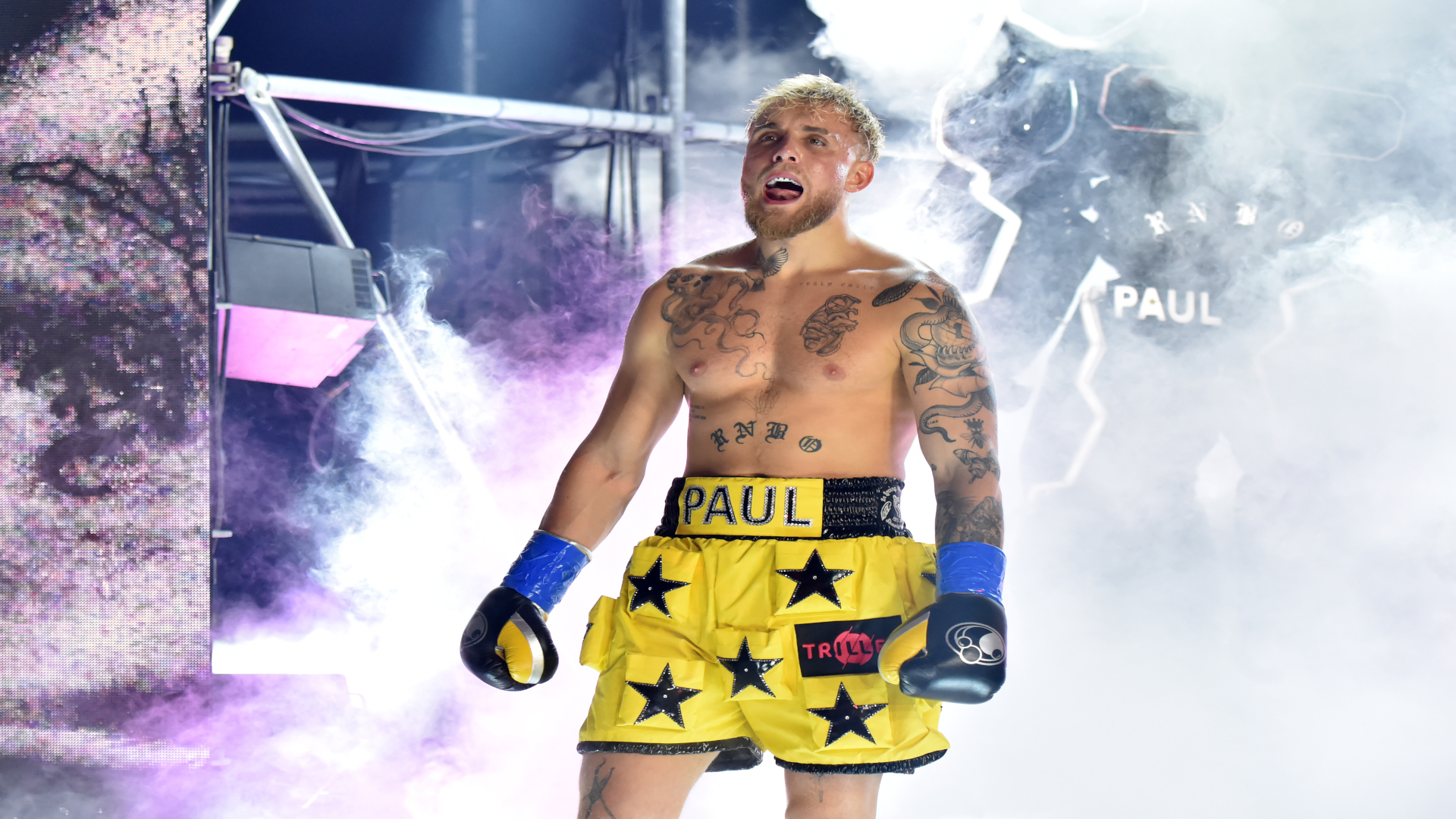 "Jake Paul vs.  Conor McGregor?  The social media star thinks it's ""more realistic"" after Ben Askren KO"