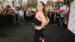 Ronda Rousey announces her pregnancy, which should be in September