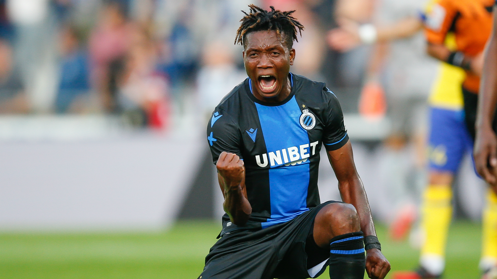 Okereke backs Club Brugge to make history in Champions League