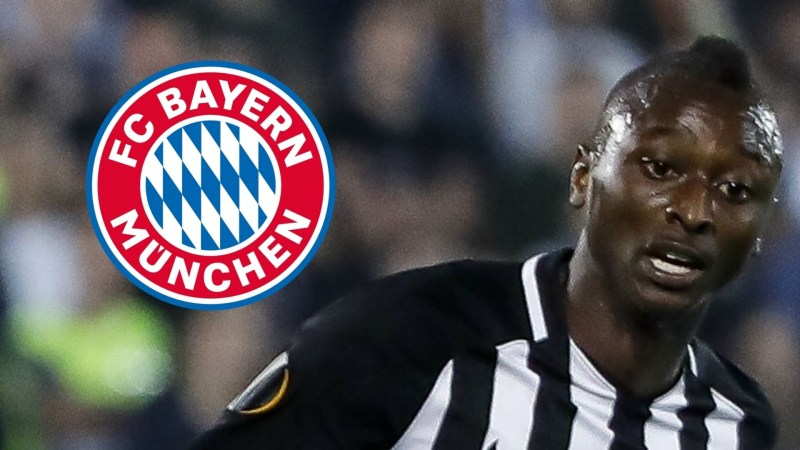 African All Stars Transfer News & Rumours: Nigeria's Umar Sadiq linked with €60m move to Bayern Munich | Goal.com