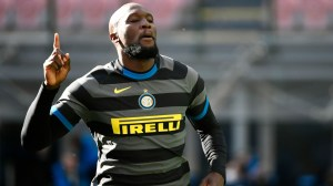 Lukaku says he has reached 'another level' after leaving Manchester United for Inter