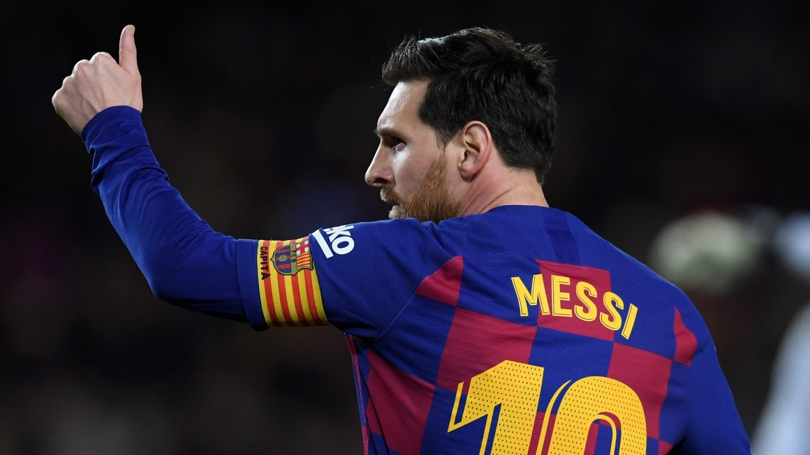 Even a little bit of Messi is mucho Messi' – Barcelona star can ...