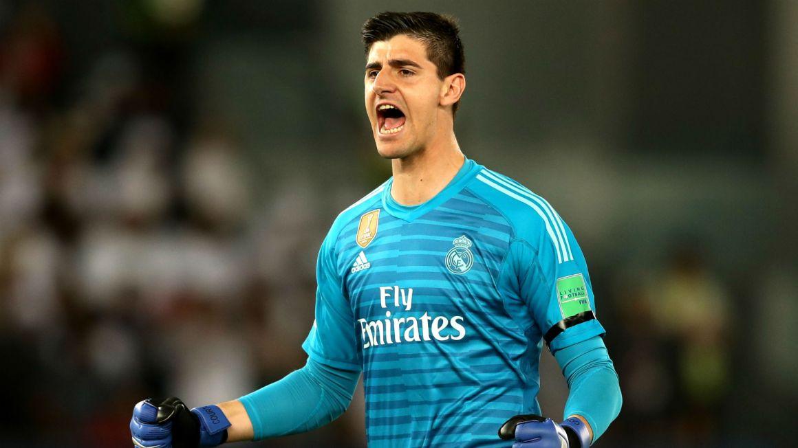 Courtois: Từ khi Navas đi, không ai bàn tán về vị trí thủ môn ở Real nữa |  Goal.com