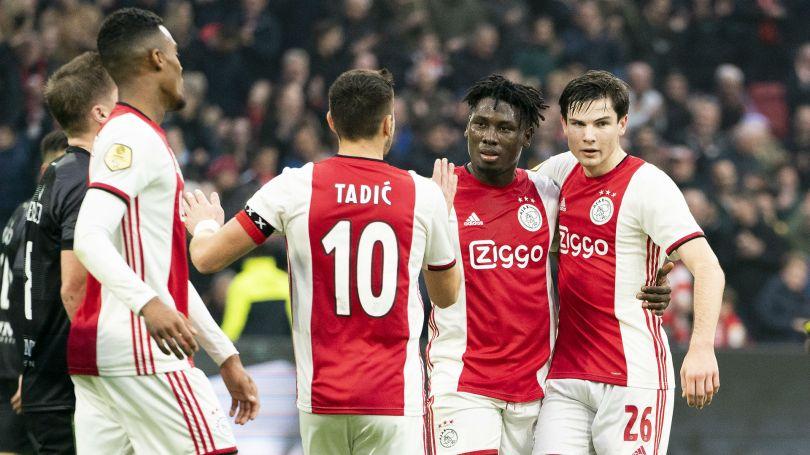 Champions League: Records tumble for Traore as Ajax hold Atalanta