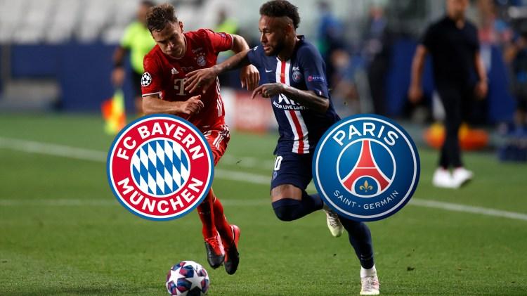 Wer zeigt / überträgt FC Bayern München - PSG (Paris Saint ...